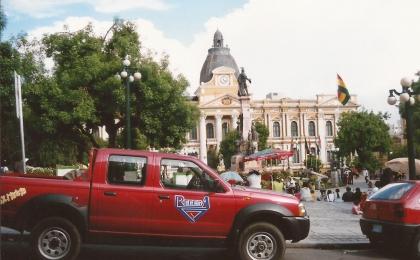 Regesa en otros países, (Bolivia)