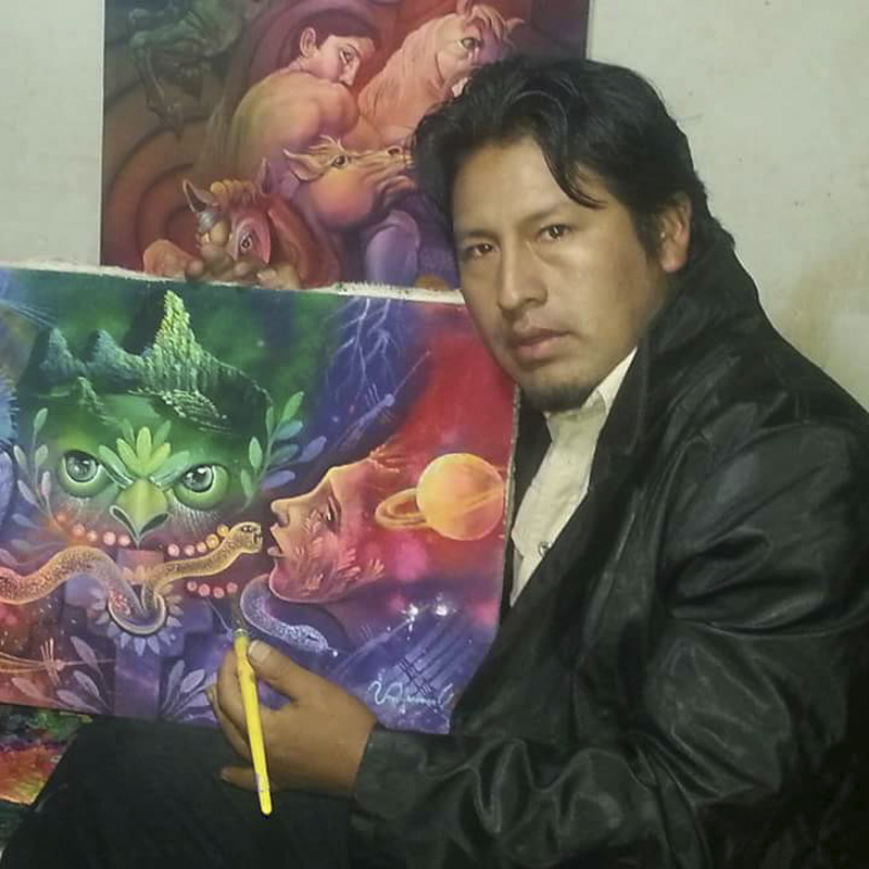 VICENTE HUAMAN QUISPE